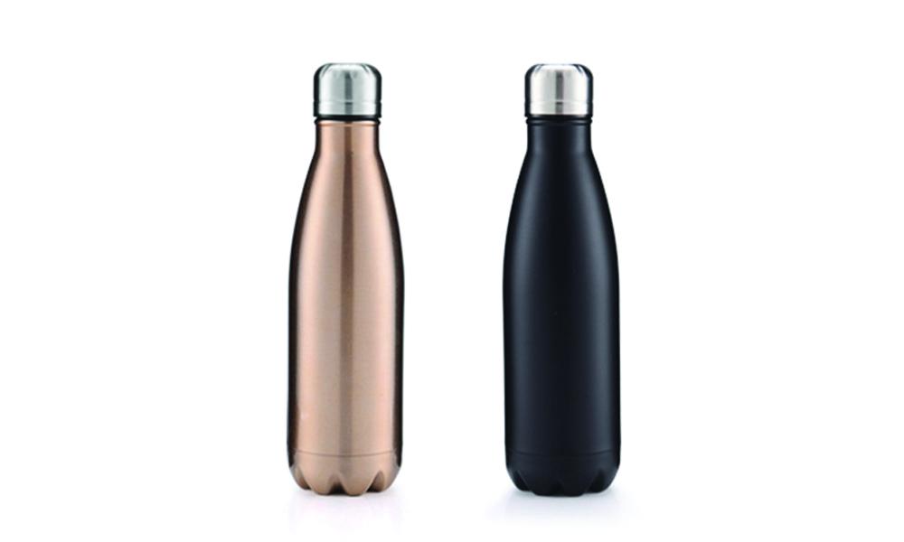 Double walled drink bottle  763