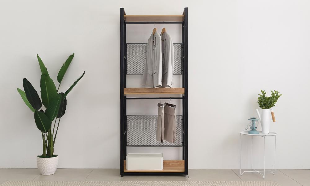 Paxton wardrobe 80cm 1
