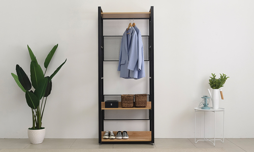 Paxton wardrobe 80cm 3