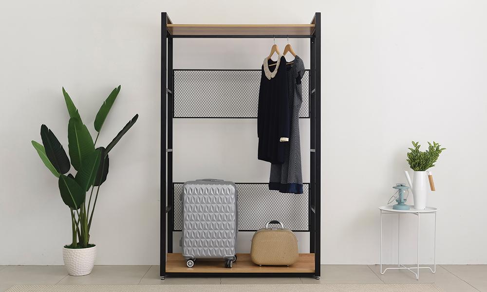 Paxton wardrobe 120cm 3