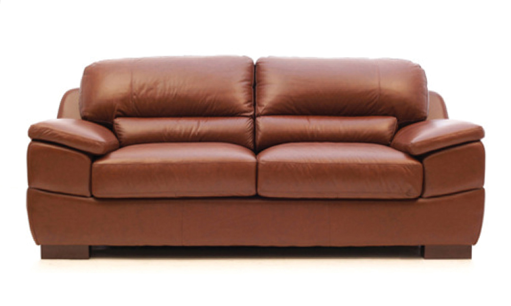Dublin 3seater fold out leather 786 1