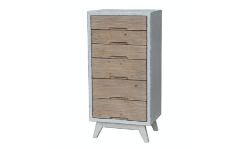 Rustica wood tallboy 1
