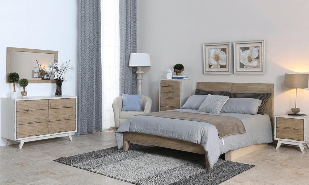 Rustica bedroom