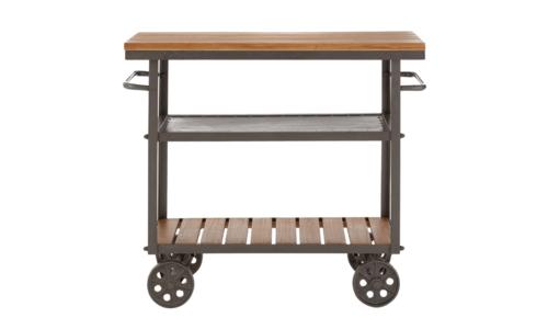 Industrial kitchen cart