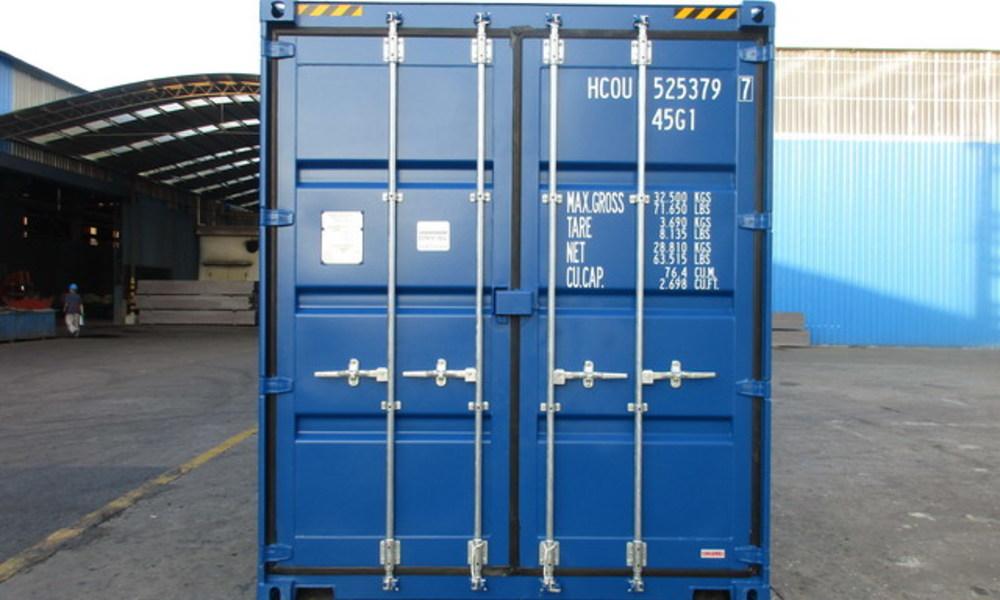 Container Door Ltd 40ft Container
