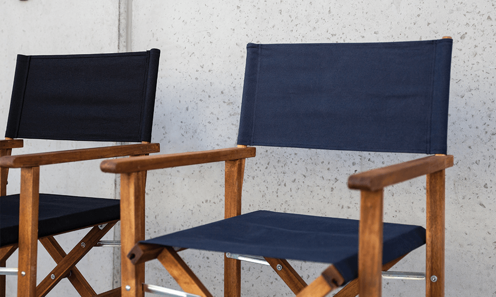 Container Door Ltd Directors Chair Set Of 2 2