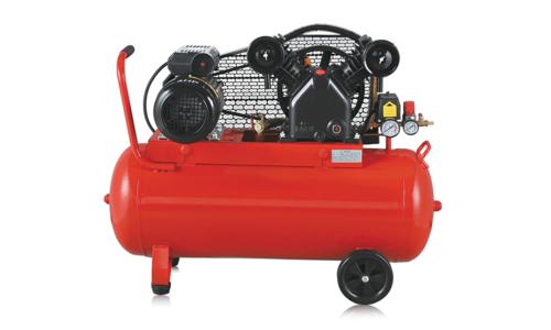 Aircompressor 70l belt