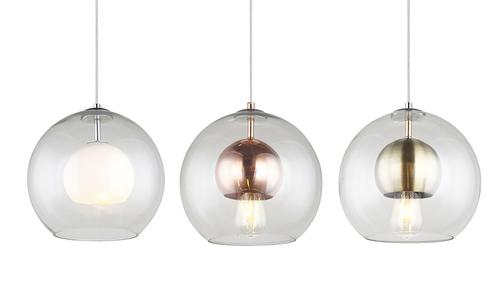 Pendant globe lamps composition 1000x600