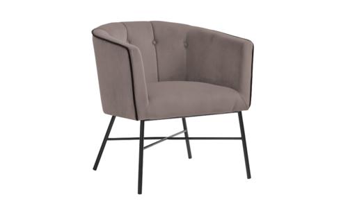 Luna chair grey 2