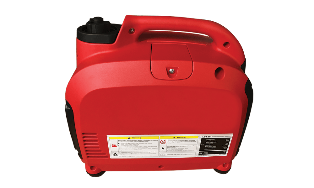 Inverter generator 4