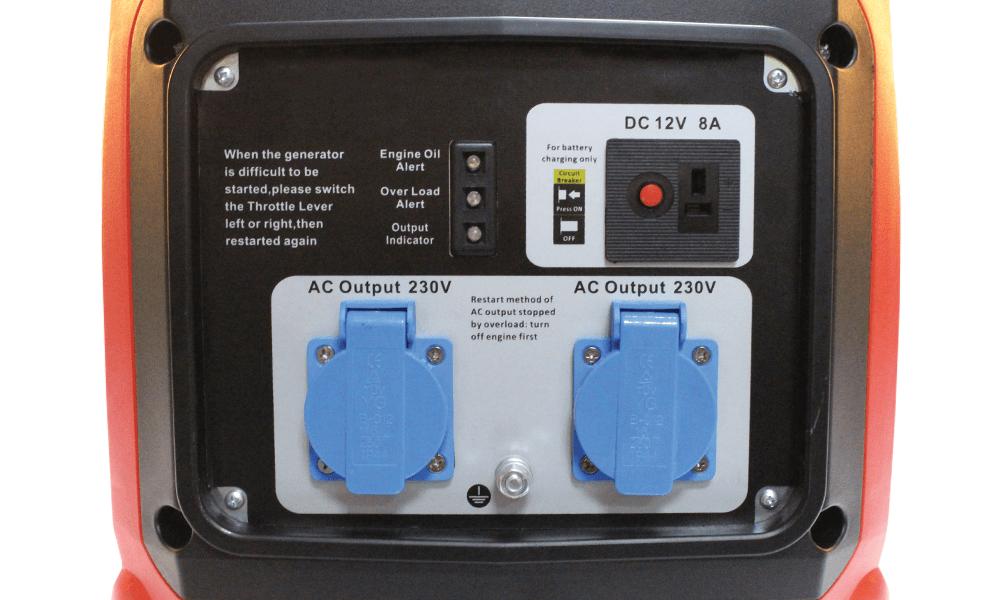 Inverter generator 3