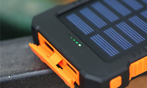 Solar power bank 67