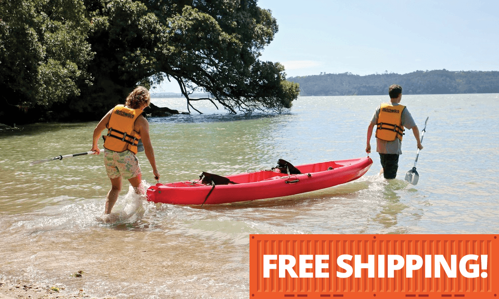 Double kayak freeshipping 1