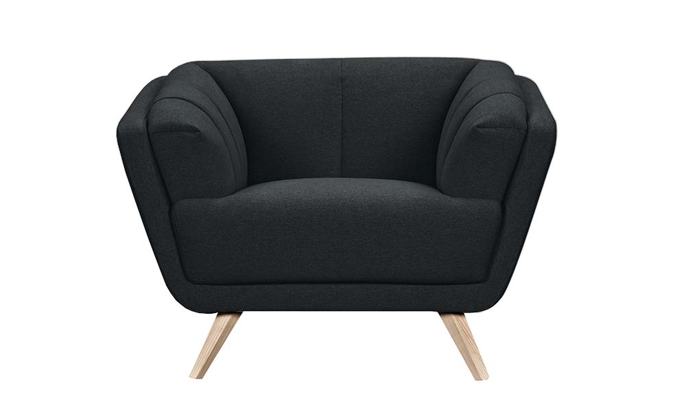 Arden chair carcoal 1