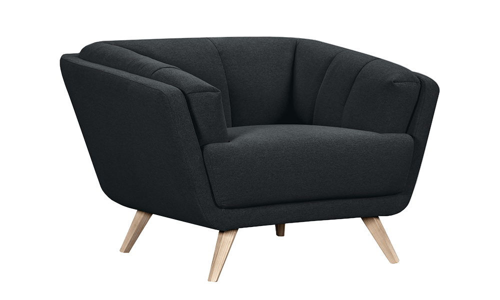 Arden chair carcoal 2