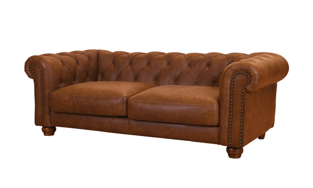 Swell Container Door Ltd Lexington 3 Seater Leather Chesterfield Pdpeps Interior Chair Design Pdpepsorg