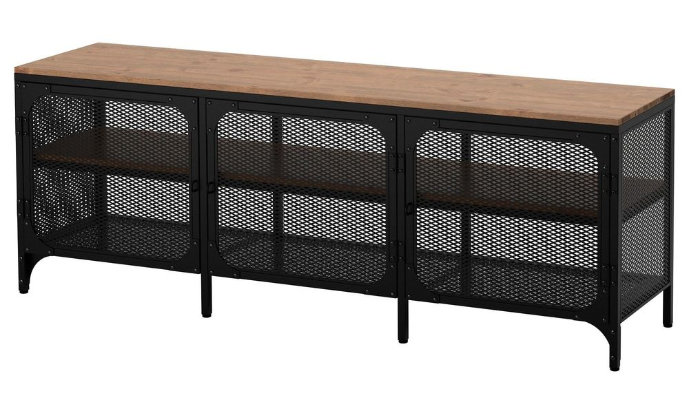container door ltd detroit industrial tv unit 1. Black Bedroom Furniture Sets. Home Design Ideas