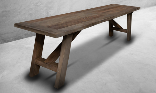 Recycled elm bench seat web 1