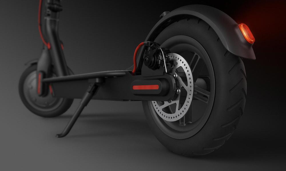 Xiaomi m365 folding electric scooter web 3