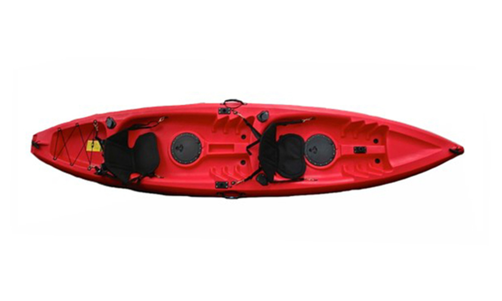 Kayak double red