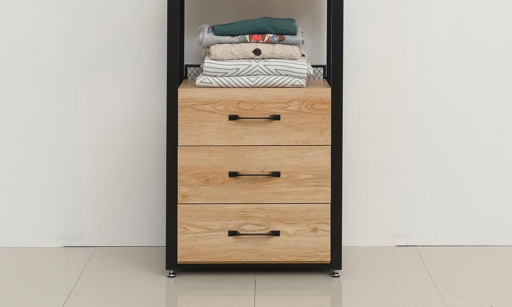 Paxton 60cm 3 tier drawer unit web 2