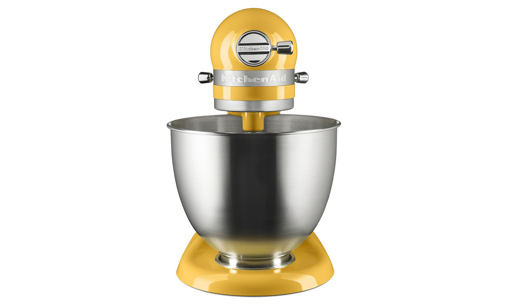 Kitchenaid artisan mini   orange sorbet front   web