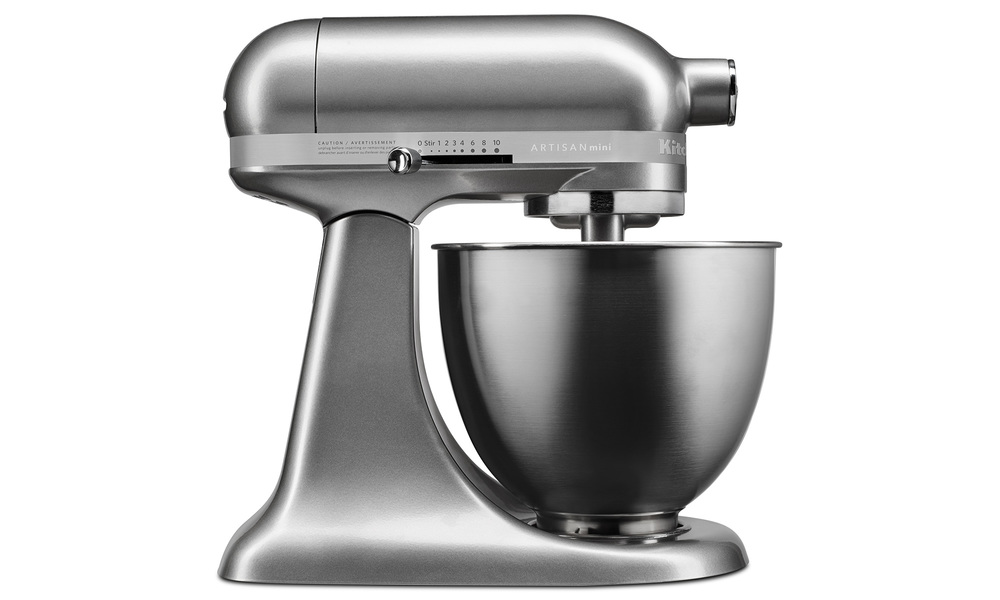 Kitchenaid artisan mini   contour silver side   web