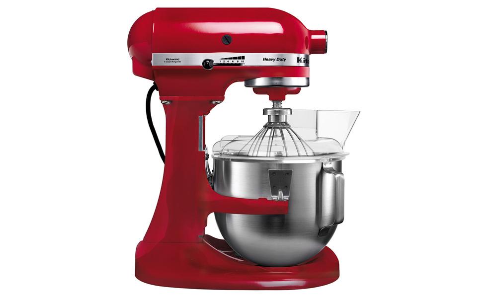 Red   kitchenaid bowl lift mixer   web2