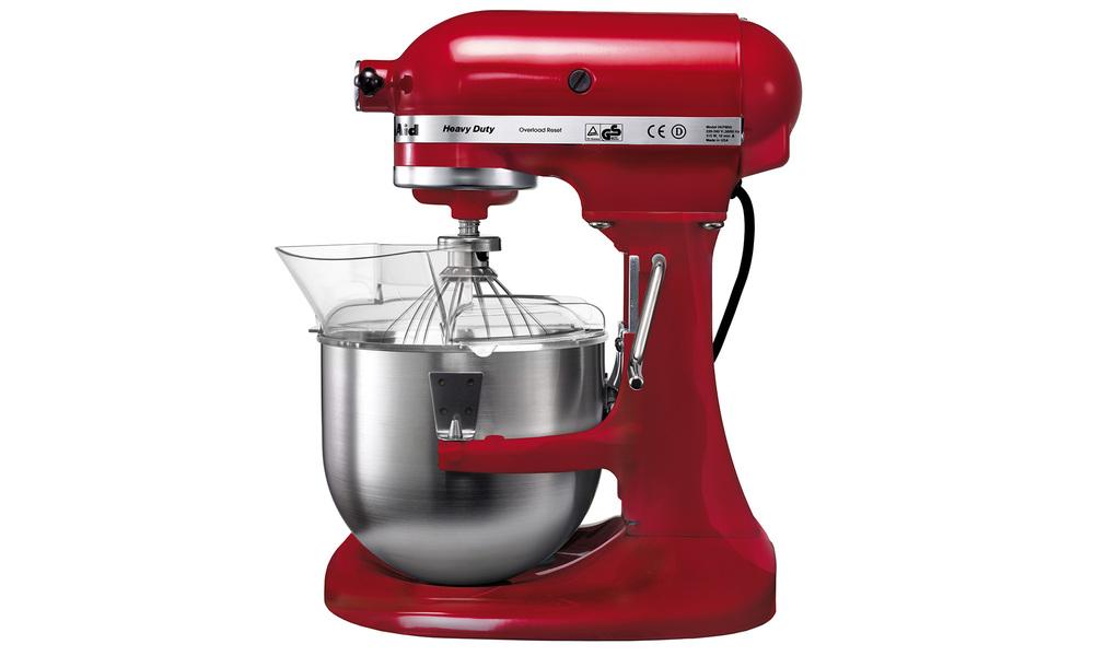 Red   kitchenaid bowl lift mixer   web2 2
