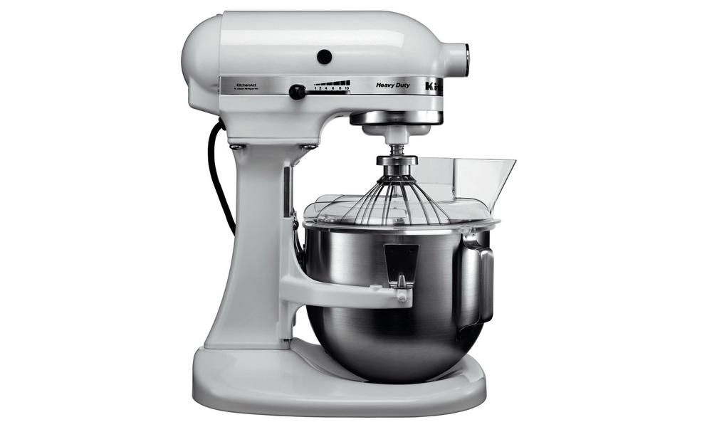 White   kitchenaid bowl lift mixer   web2