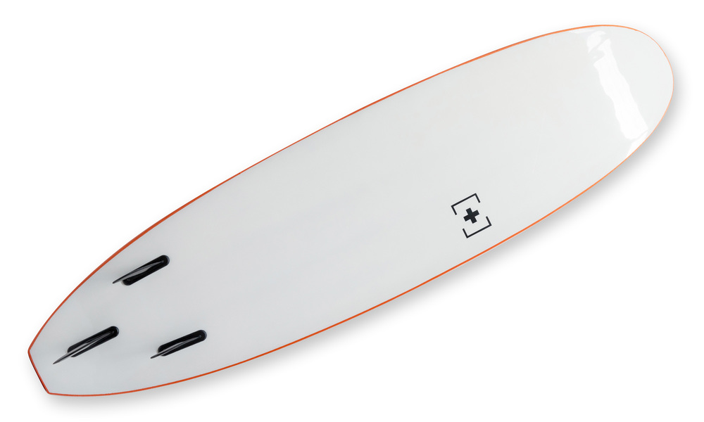 Orange   soft surfboards plain web2