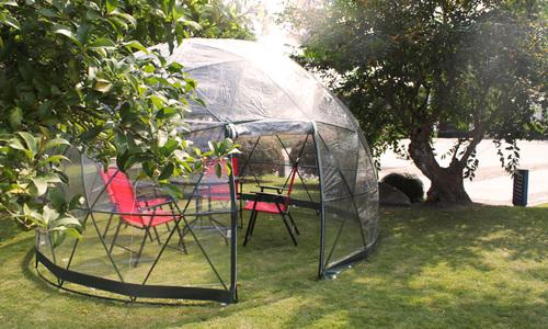 Garden dome   web3