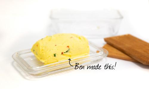 Kilner butter set   web2