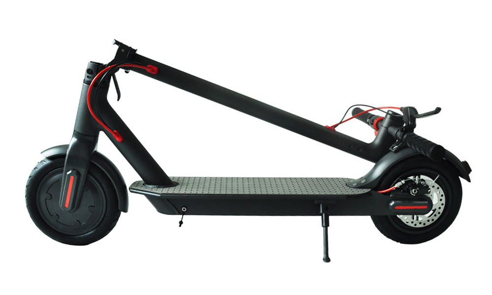 Folding electric scooter   web2