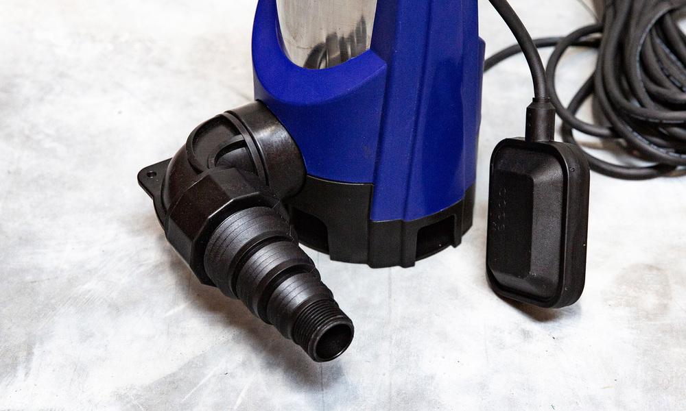 Submersible pump web3