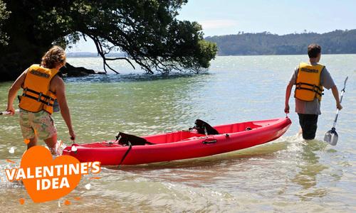Kayak   double 3.9 bundle   val