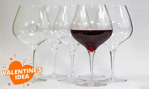 Schott zwiesel   burgundy glasses   val
