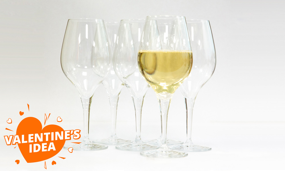Schott zwiesel   chardonnay glasses   val