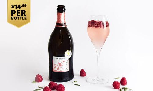 Lajara rose web single raspberries