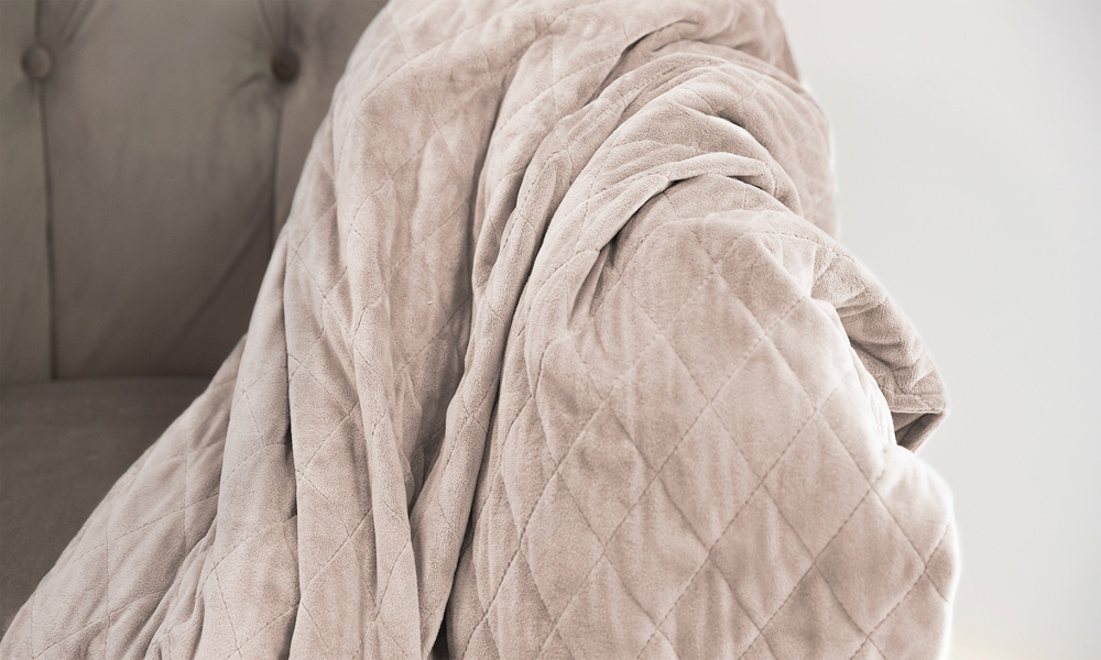 Light taupe   weighted blanket   web1