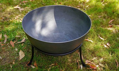 Cast iron fire bowl   web3