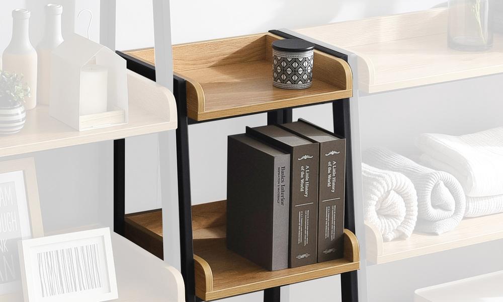 3 tier 40cm   hayden bookshelf   web3