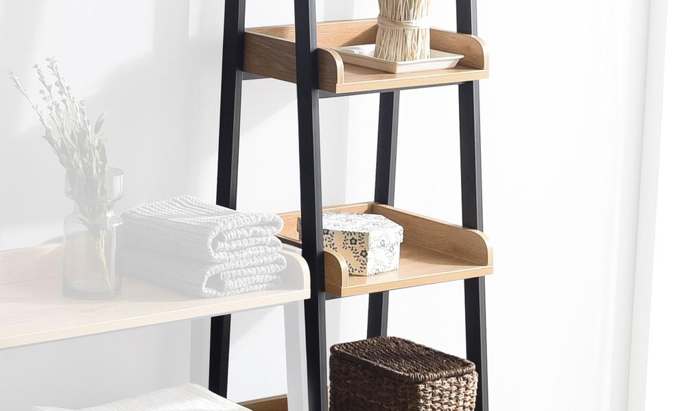 5 tier 40cm   hayden bookshelf   web3