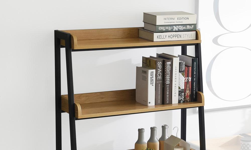 5 tier 80cm   hayden bookshelf   web3
