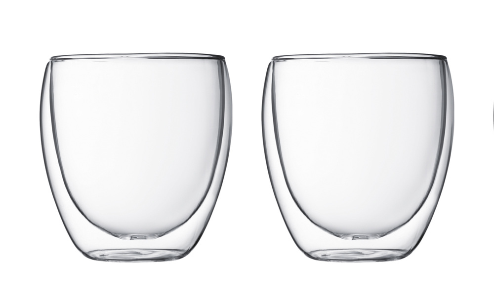 Bodum double wall glass 2pc   web1