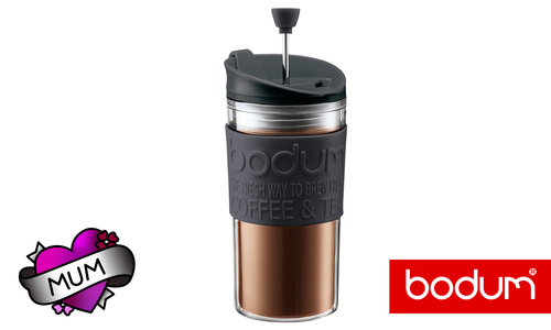 Bodum travel press coffee maker   mum