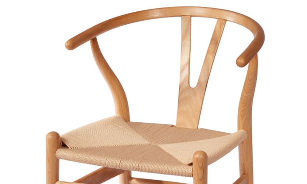 Natural   replica hans wegner wishbone chairs   web2