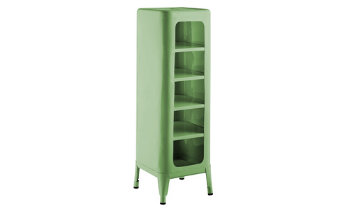 Light green   replica frederic gaunet tolix cabinet 5 tier   web1