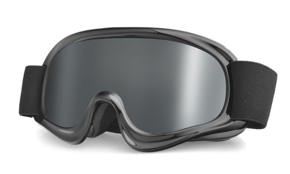 Smoke   junior snow goggles   web1