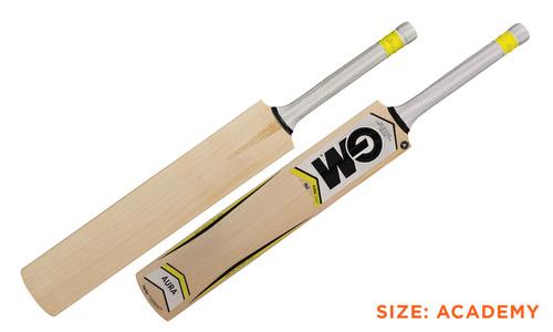Gm cricket bat   aura 4.5 original academy  web1